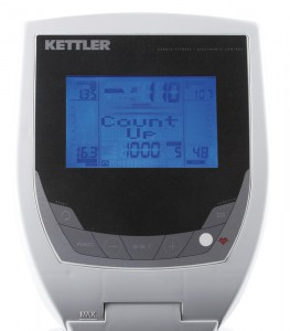 Kettler Unix P Cross Trainer Console