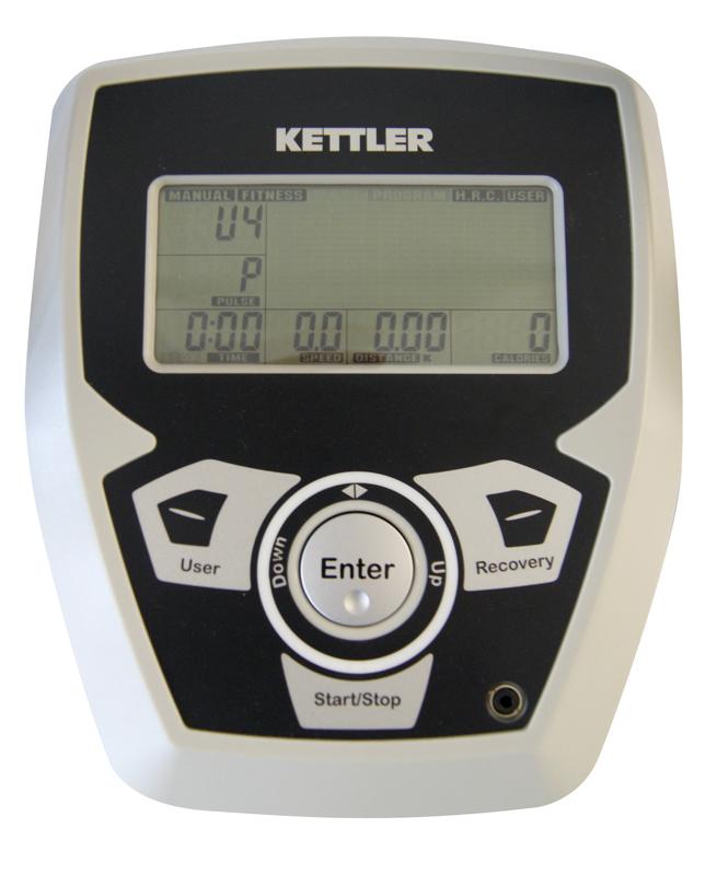 Kettler axos crosstrainer