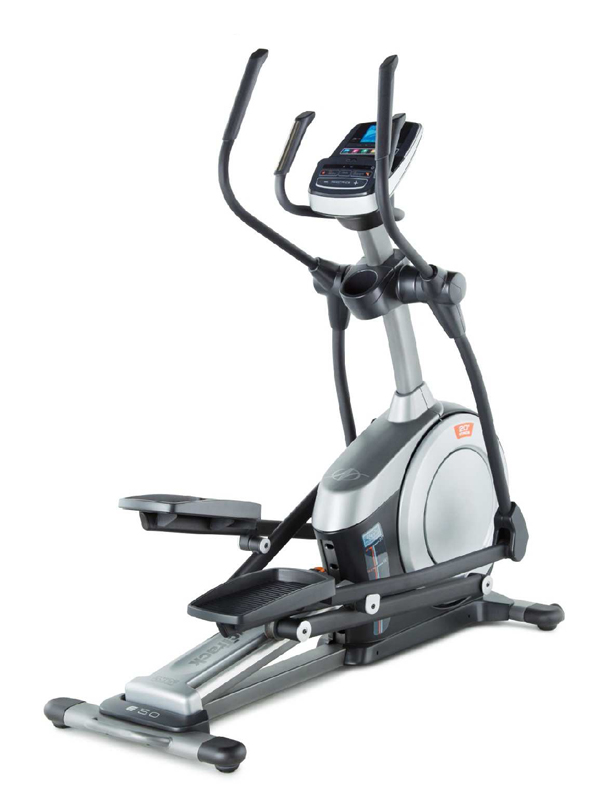 elliptical treadmill better trainer