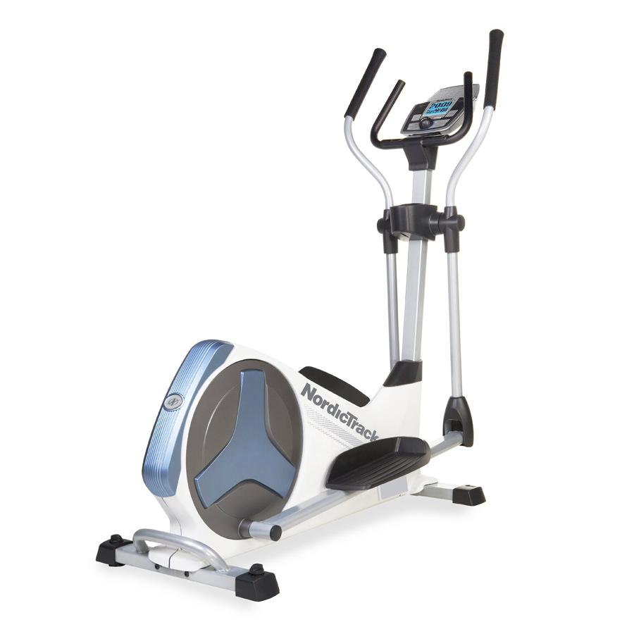 Trimax home fitness machine black elliptical trainer
